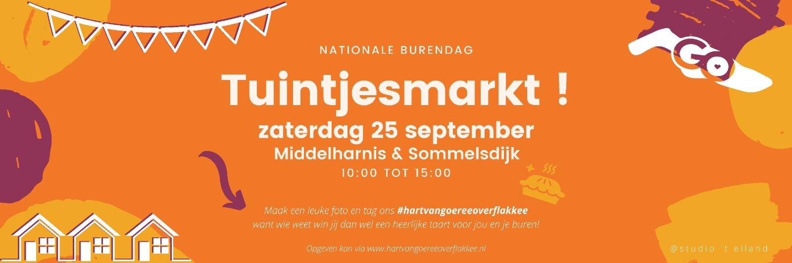 Banner Tuintjesmarkt 2021